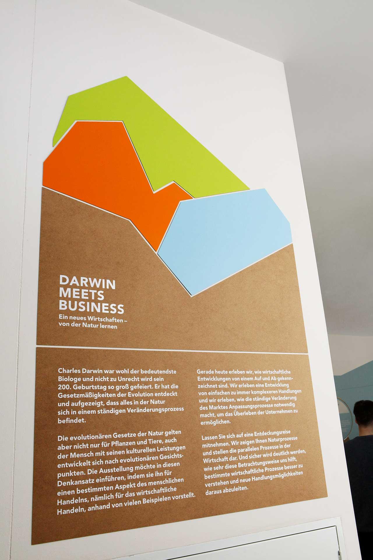 Darwin Meets Business Michel Magens